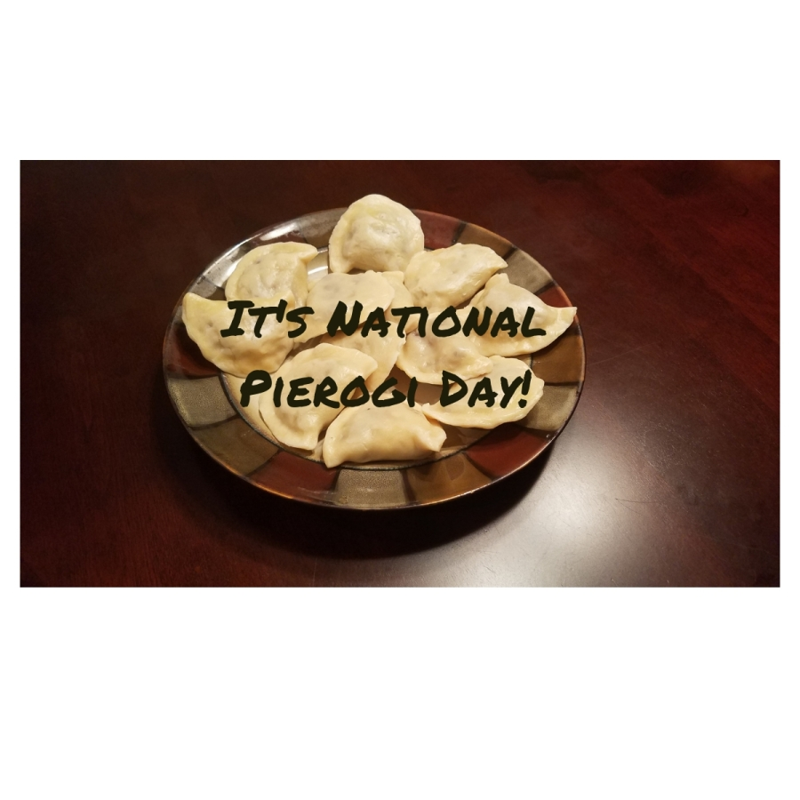 Today is National Pierogi Day!