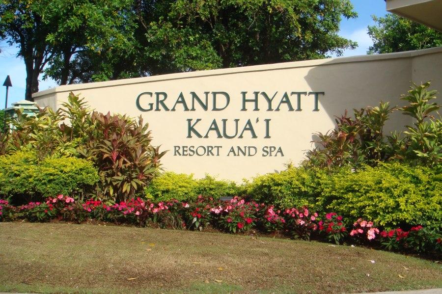 Grand Hyatt Kauai Resort andSpa